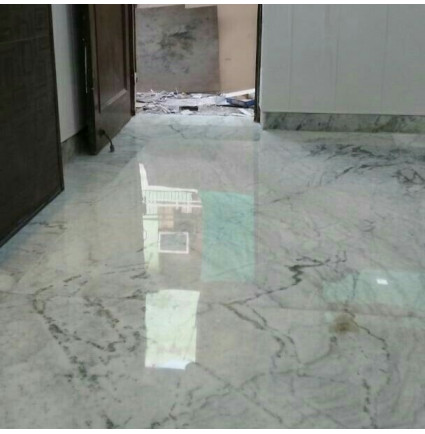 Floor Polishing Service In Supertech Apartment