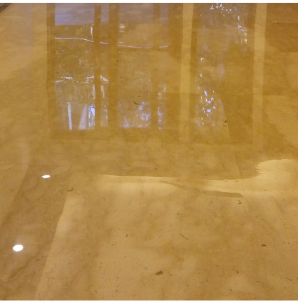 Diamond Floor Polishing Service