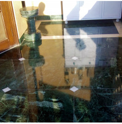 Green Marble Polishing Service