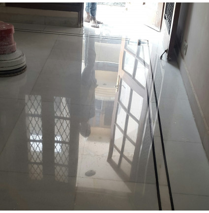 Marble Floor Polishing Services in Malibu Town, Gurgaon