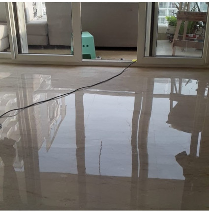 Marble Floor Polishing In Dilshad Garden