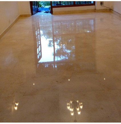 Marble Floor Polishing In Jasola Vihar
