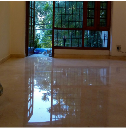 Marble Floor Polishing In Zakhira