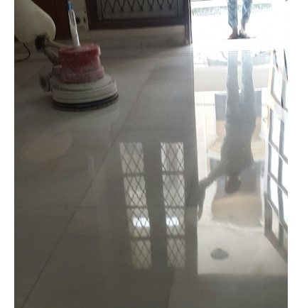 Marble Floor Polishing In Skyline Govindpuri, Delhi