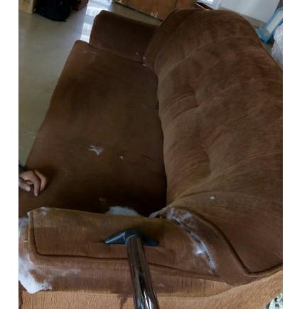 Fabric Sofa Shampooing Service