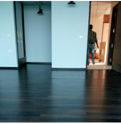 Wooden Floor Polishing