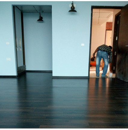 Hardwood Floor Waxing Services