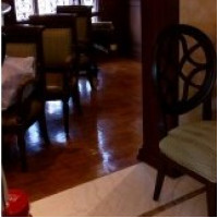 Wooden Floor Buffing Service