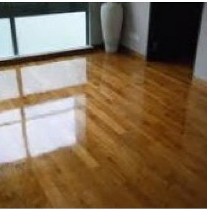 Wood Floor Waxing Services